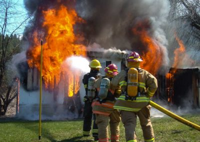 Paradise Valley Fire - Training